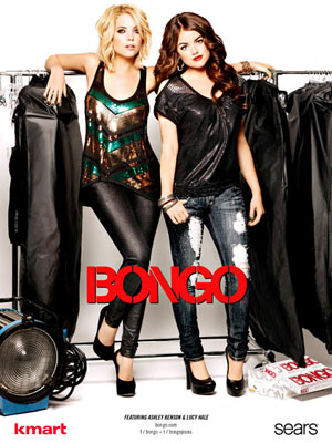 Ashley Benson 2012 Bongo