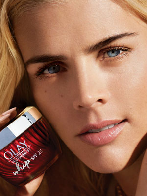Busy Philipps Olay Beauty