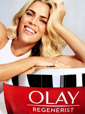 Busy Philipps Olay Celebrity Endorsement Ads