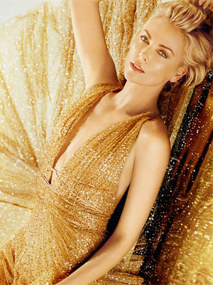 Charlize Theron J'adore Dior celebrity perfume ads