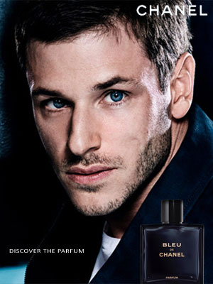 Gaspard Ulliel Chanel Celebrity Fragrance Ads