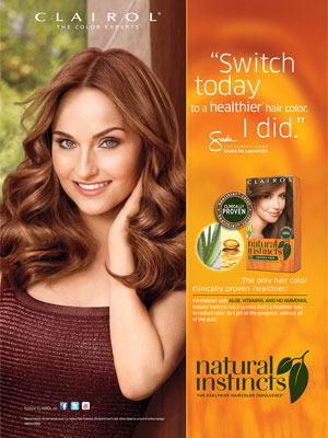 Giada de Laurentiis Clairol celebrity endorsements