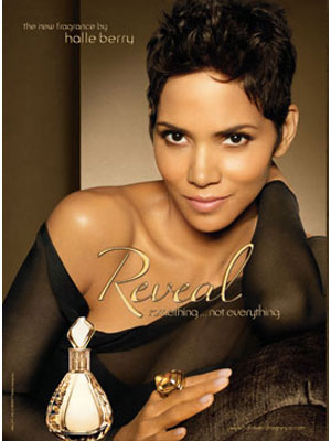 Halle Berry for Reveal by Halle Berry celebrity fragrances