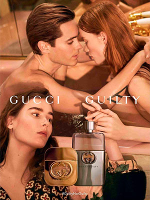Jared Leto Gucci Guilty Ad 2016