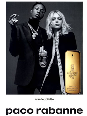 Joey Bada$$ Paco Rabanne Celebrity Ads