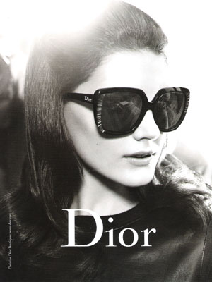 Mila Kunis Dior celebrity endorsements