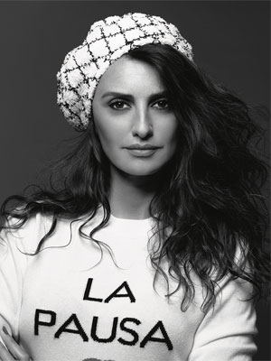 Penelope Cruz Chanel Celebrity Ads