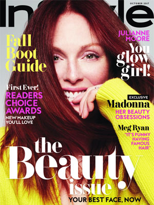 Julianne Moore InStyle Oct 2017